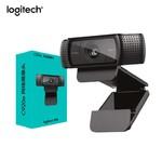 Камера Logitech HD Pro WebCam C920, Full HD 1080P, USB, чёрный