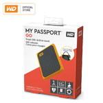 Внешний SSD накопитель My Passport Go, 1 ТБ (WDBMCG0010BYT-WESN)
