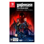 Wolfenstein: Youngblood Deluxe Edition (Nintendo Switch)