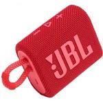 Портативная акустика JBL GO3 (JBLGO3RED) КРАСНЫЙ