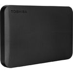 "Накопитель HDD 1000 Gb USB3.0 Toshiba Canvio Ready HDTP210EK3AA, 2,5"" внешний, черный"