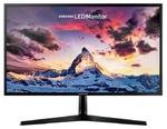 "Монитор 27"" Samsung S27F358FWI черный VA LED 4ms 16:9 HDMI глянцевая 250cd 178гр/178гр 1920x1080  1000:1 DP"