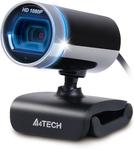 Камера A4 PK-910H, USB, чёрно-серебряный