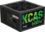 Блок питания ATX Aerocool 600W KCAS-600W 2xPCI-Exp (6+2pin) 7xSATA 120mm fan