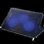 """Подставка для ноутбука охлажд. Crown CMLC-1043T 17"""", подсветка, 3*кулер D110*15мм"""
