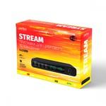 """Приставка DVB-T2/C приставка """"STREAM"""" для цифр.TV, Wi-Fi, IPTV, HDMI, 2 USB, DolbyDigital (PF_A4351)"""