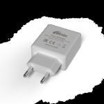 Зарядное устройство сетевое Ritmix RM-2025AC white 2хUSB