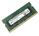 Оперативная память Micron (SO-DIMM, DDR4, 4Gb, 2666 MHz, MTA4ATF51264HZ-2G6E1)