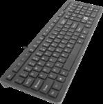 Клавиатура Defender UltraMate SM-530, USB, чёрный