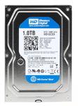 """Накопитель HDD 3.5""""  1Tb SATA-III Western Digital Caviar Blue WD10EZEX 7200rpm 64Mb"""
