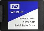Накопитель SSD Western Digital Blue 500Gb SATA-III WDS500G2B0A