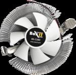Кулер BoxIT BX-C380 Soc-115x/AM4/AM3+/FM2 3pin 2000RPM 20dB Al 65W 147g скоба+клипсы RTL