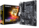 М/плата Gigabyte B450M S2H Socket AM4 PCI-E/HDMI/Dsub/DVI 2DDR4 mATX RTL