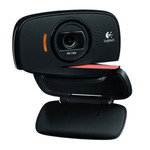 Камера Logitech HD WebCam B525, USB, чёрный