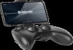 Геймпад Defender X7 беспроводной, для PC, виброотдача, USB, Bluetooth, чёрный