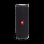 Колонки портативные 2.0 JBL Flip 5 RMS 20W, Bluetooth, влагонепроницаемые, питание от аккумулятора, черный
