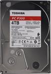 "Накопитель HDD 3.5""  4Tb SATA-III Toshiba P300 HDWD240UZSVA 5400rpm 128MB"