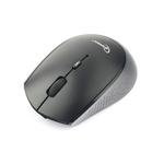 Мышь Gembird MUSW-351 беспроводная,1600 dpi, встраиваемый аккумулятор, Bluetooth, USB, чёрный
