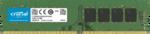 Память DIMM DDR4 8Gb PC4-21300 (2666MHz) Crucial CL19 CT8G4DFRA266 1.2В