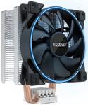 Кулер PCCooler GI-X3B V2 Soc-775/115X/AM2/AM3/AM4 4pin 26.5dBa 125W LED