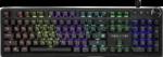 Клавиатура Defender Prosecutor GK-370L игровая, мультимедиа, подсветка, USB, черный