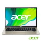 "Ноутбук 14"" Acer Swift 1 SF114-34-P9JX золотистый"