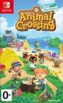Ключ активации Animal Crossing: New Horizons (Switch)