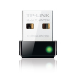 Адаптер беспроводной TP-Link TL-WN725N, 150Mbps, 802.11n, USB