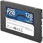 Накопитель SSD Patriot P210 128 GB SATA-III 3D TLC (P210S128G25)