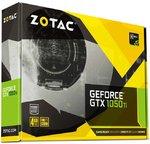Видеокарта nVidia GeForce GTX1050 Ti Zotac Mini PCI-E 4096Mb (ZT-P10510A-10L)