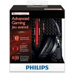 Наушники Philips SHG7980/10 Mic Black