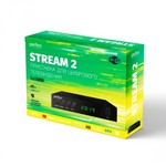 """Приставка DVB-T2/C приставка """"STREAM-2"""" для цифр.TV, Wi-Fi, IPTV, HDMI, 2 USB, DolbyDigita (PF_A4488)"""