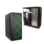 Корпус DeTech C3131S USB 3.0 Green