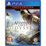 Assassin'S Creed Odyssey Omega Edition (PS4)