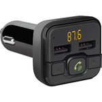 FM-трансмиттер RT-Edge Bluetooth, Hands free, 2USB, 2.4 A, DEFENDER