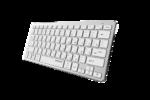 Ультракомпактная bluetooth-клавиатура с аккумулятором SLIM LINE K4 BT