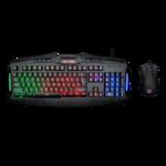 Клавиатура+мышь Jet.A Panteon GS270