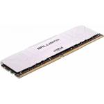 Память DIMM DDR4 8Gb PC4-25600 (3200MHz) Crucial Ballistix CL16 BL8G32C16U4W 1.35В
