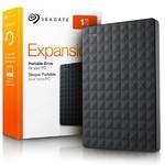 """Накопитель HDD 1000 Gb USB3.0 Seagate Expansion Portable STEA1000400, 2,5"""" внешний, черный"""