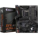 Материнская плата Gigabyte Z370 AORUS Ultra Gaming (s1151, Intel Z370, PCI-Ex16)