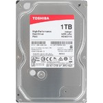 "Накопитель HDD 3.5""  1Tb SATA-III Toshiba P300 HDWD110UZSVA 7200rpm 64MB"