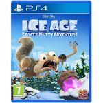 Ice Age: Scrat's Nutty Adventure/Ледниковый период: Сумасшедшее приключение Скрэта (PS4)