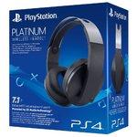 Гарнитура Sony Platinum Wireless Headset для Playstation 4 CECHYA-0090