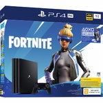 Игровая консоль Sony PlayStation 4 Pro 1TB Black (Fortnite)