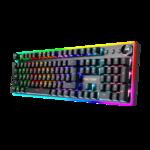 Клавиатура МЕХАНИЧЕСКАЯ игровая Jet.A Panteon T9, двухзонная подсветка
