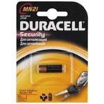 Батарейка спец.щелочная (алкалиновая) тип MN21/A23/LR23, Duracell Security 12 V (1шт) {1/10}