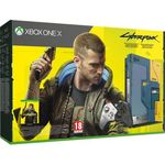 "Игровая консоль Microsoft Xbox ONE X ""Cyberpunk 2077"""