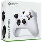 Геймпад Microsoft Controller for Xbox Series X, Xbox Series S, and Xbox One - Robot White