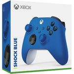 Геймпад Microsoft Controller for Xbox Series X, Xbox Series S, and Xbox One - Shock Blue
