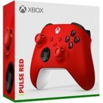 Геймпад Microsoft Controller for Xbox Series X, Xbox Series S, and Xbox One - Pulse Red